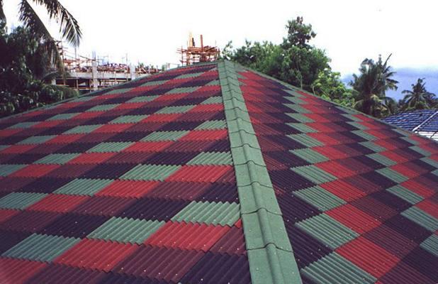 Крыша из ондулина Липецк